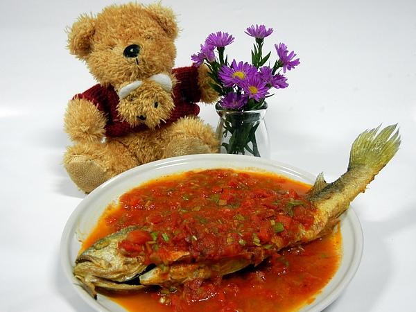 手做 ─ 茄汁黃魚