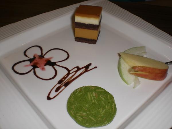 小麥廚房─甜點 花圖