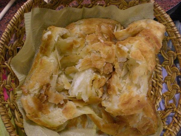 孔家小館─甜烙餅