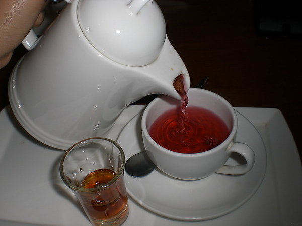 愛蜜莉─青蘋果水果茶(熱)