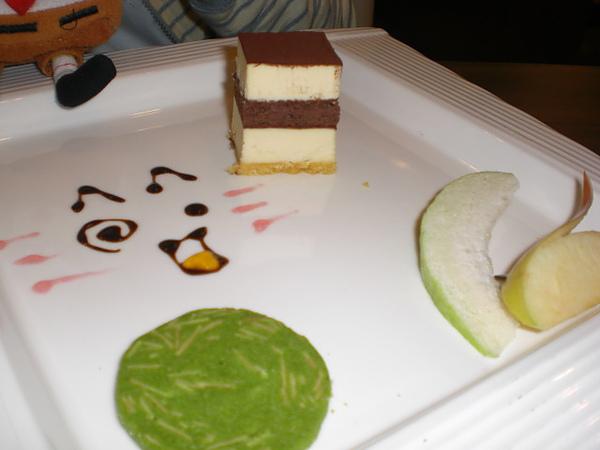 小麥廚房─甜點 貓圖