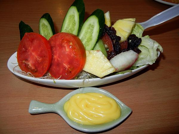拉亞 ─ 生菜沙拉