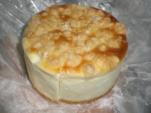 心之和─香草乳酪蛋糕