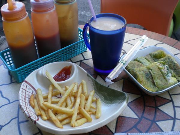 綠的森林─早餐