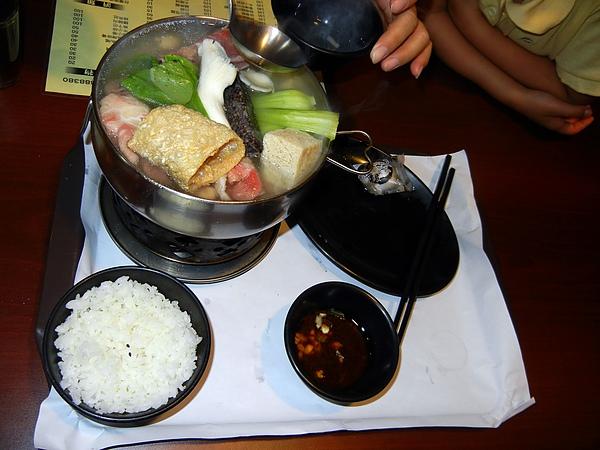 水滬黃門 ─ 菜埔干菜鍋