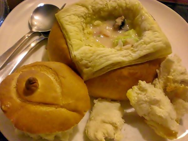 紅堡 ─ 大奶堡