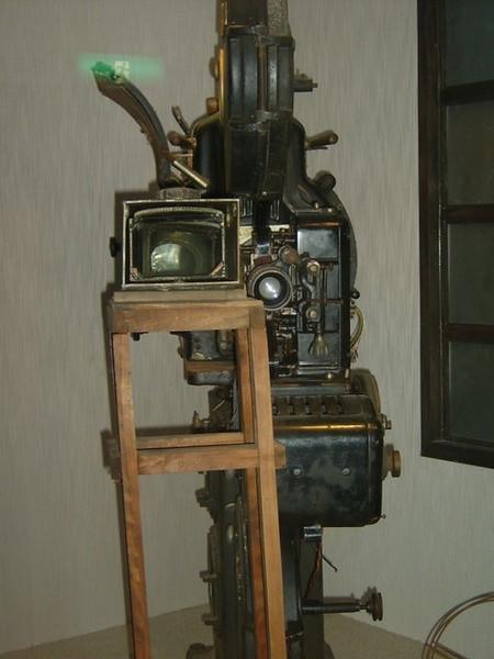 古老攝影機