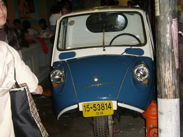 這是 三輪車嗎?