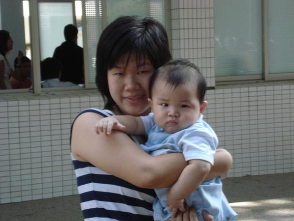 我&mama的小孩