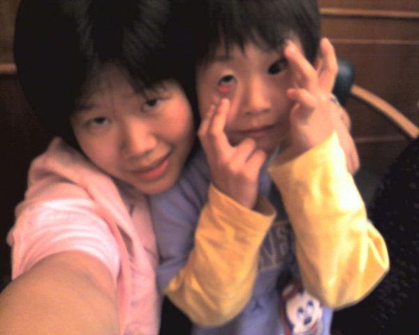 我&可愛姪子1
