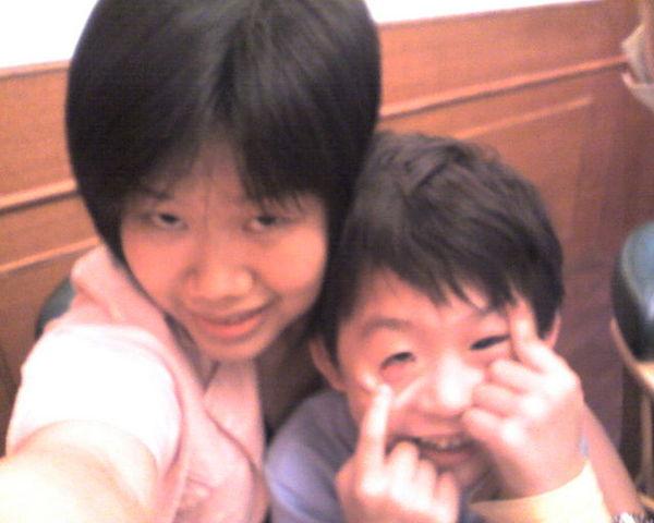我&可愛姪子2