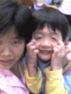我&可愛姪子4