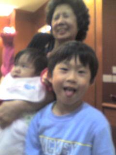 李媽媽&姪女(渟)&姪子(涵)1