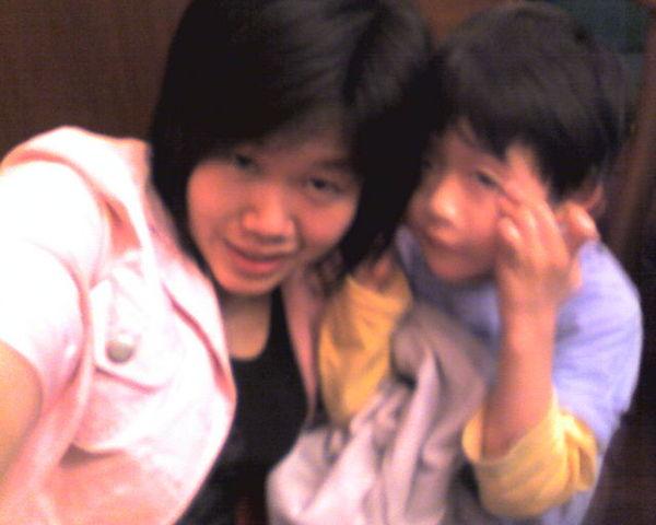 我&可愛姪子5