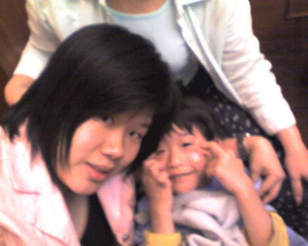 我&可愛姪子6