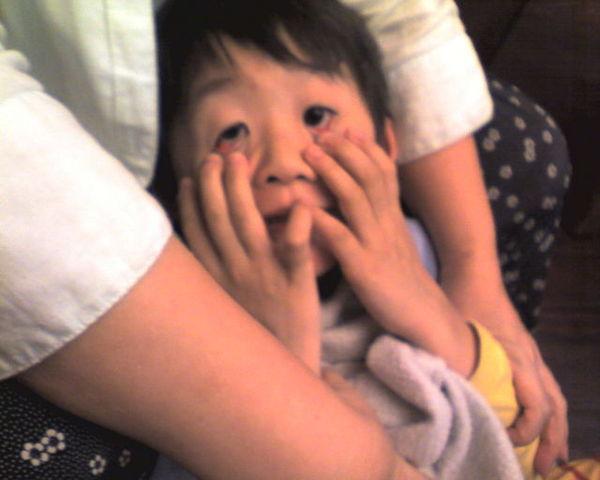 可愛姪子5