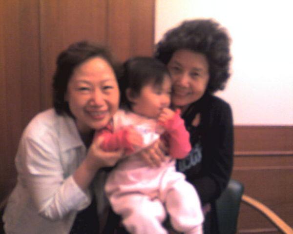 我老媽&可愛渟&李媽媽