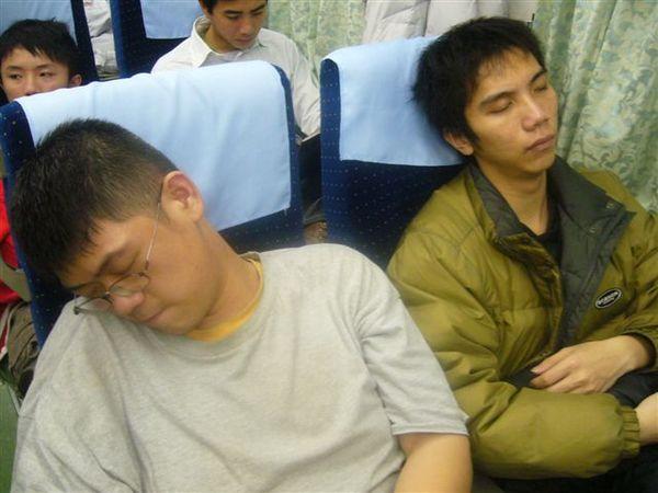 他們也累了