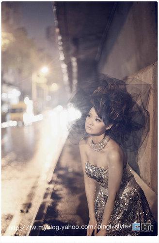 形象廣告,日式新娘秘書 pingi's 新祕課程/彩妝blog /make-up & style studio