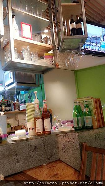 ME好生活@食記。捷運六張犁站 Palm Pasta 義式料理2