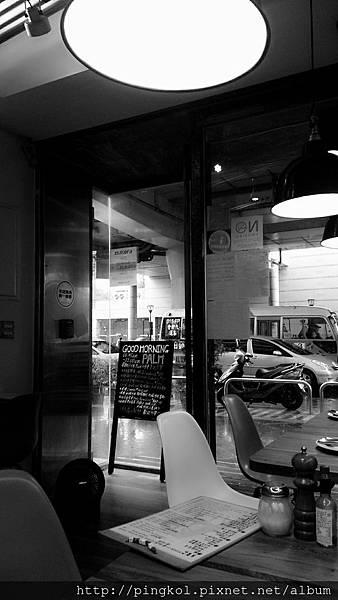 ME好生活@食記。捷運六張犁站 Palm Pasta 義式料理3