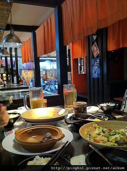 ME好生活@食記。捷運忠孝敦化站 高烈堂沖繩創意料理
