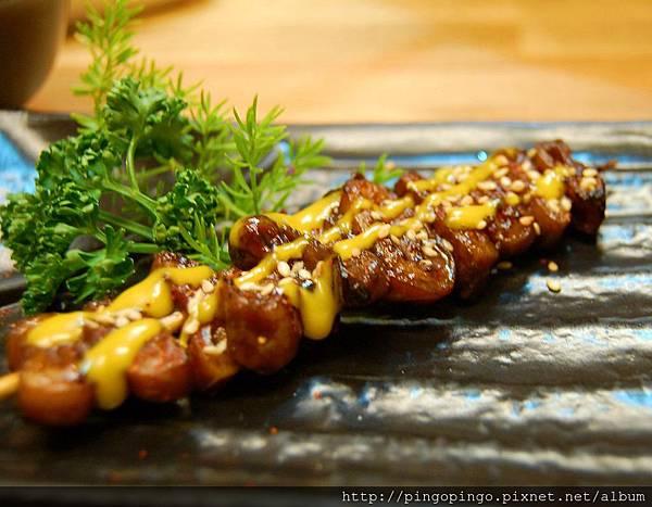 醬燒肥腸串