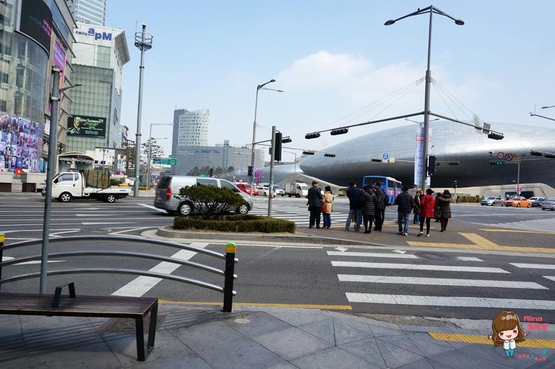 首爾自由行新熱點 東大門Hyundai City Outlet05