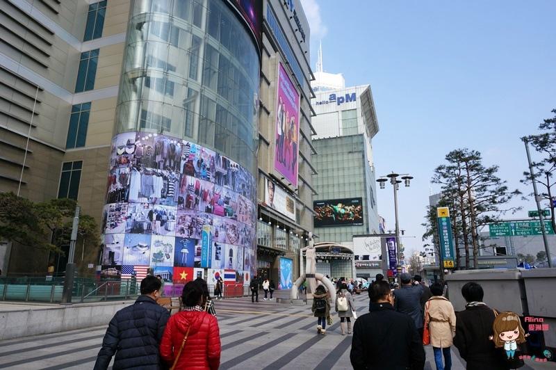首爾自由行新熱點 東大門Hyundai City Outlet07