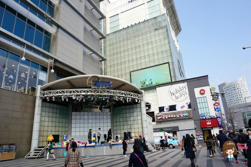 首爾自由行新熱點 東大門Hyundai City Outlet08