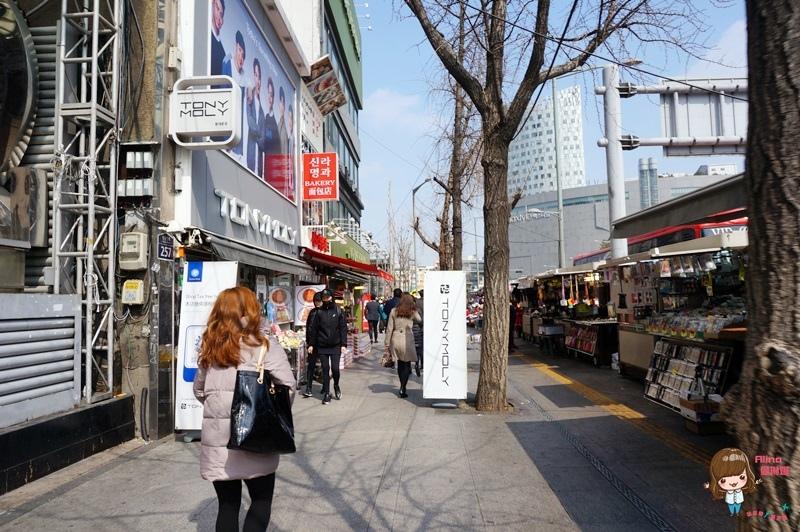 首爾自由行新熱點 東大門Hyundai City Outlet09
