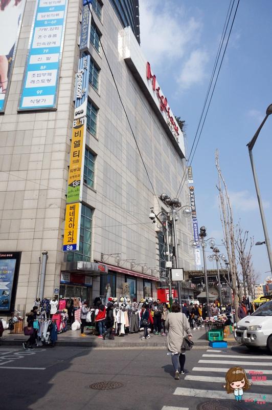 首爾自由行新熱點 東大門Hyundai City Outlet10
