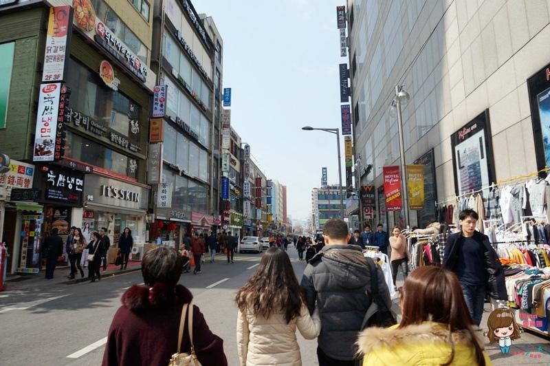 首爾自由行新熱點 東大門Hyundai City Outlet12