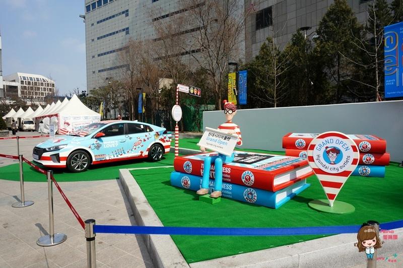 首爾自由行新熱點 東大門Hyundai City Outlet13