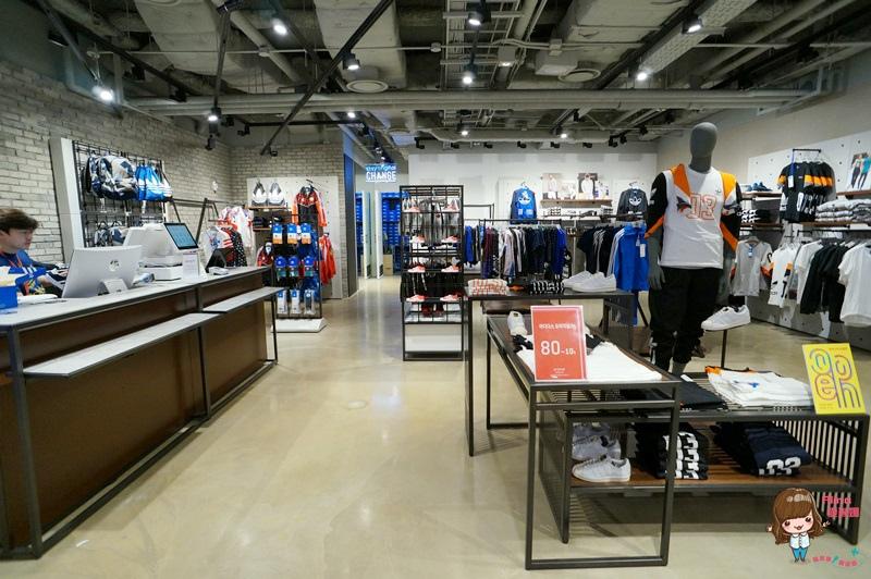 首爾自由行新熱點 東大門Hyundai City Outlet23