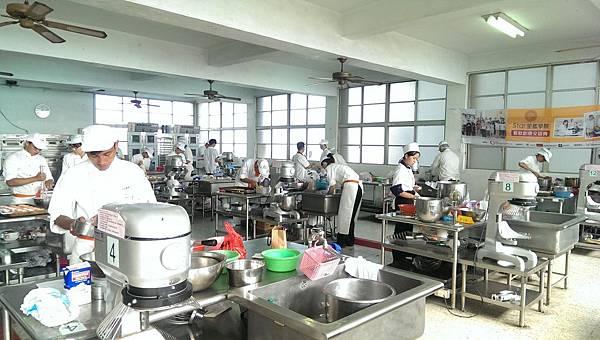 夯 ㄆㄤˋ 烘焙創意交誼賽,是個想讓青少年能多點交流的烘焙場域