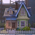 Pixars-Up-house-with-picket-fence