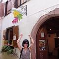 亞爾薩斯‧酒鄉小鎮 Riquewihr