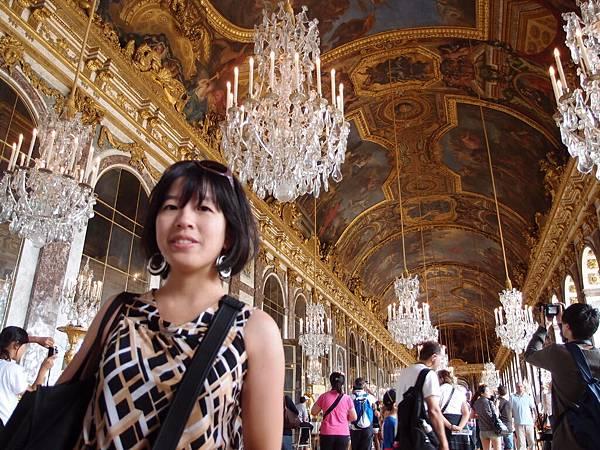 凡爾賽宮‧鏡廳