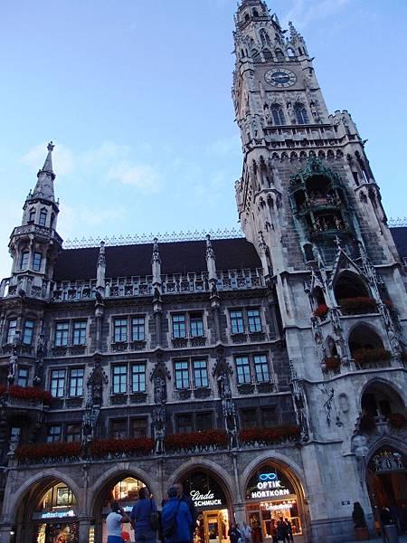 巴伐利亞‧慕尼黑‧瑪莉安廣場