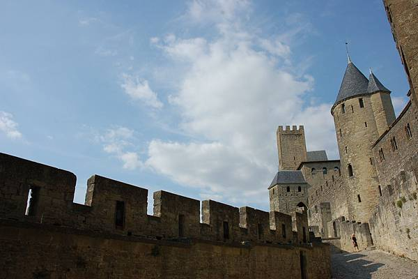 Carcassonne 卡爾卡松城