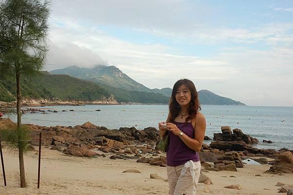 南ㄚ洪聖爺海灘