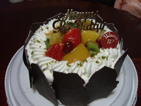 我買的蛋糕