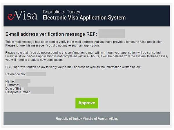 土耳其電子簽證】申請教學|三分鐘搞定Turkey E-Visa @ 土耳其旅行事x愛