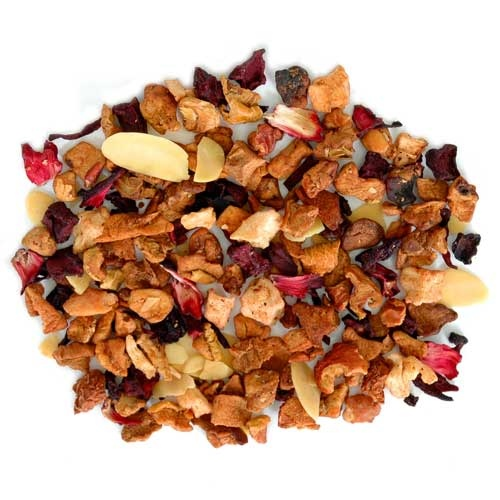 sweet-almond-apple-raisins-rosehip-hibiscus-loose-fruit-tea