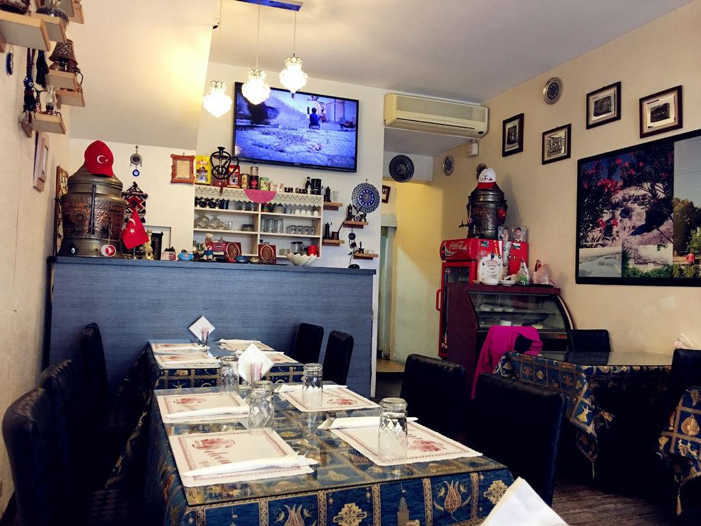 Anatolia 安拿朵利亞土耳其料理餐廳