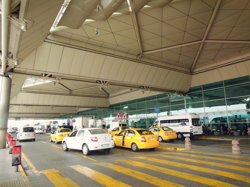 阿塔圖克機場計程車