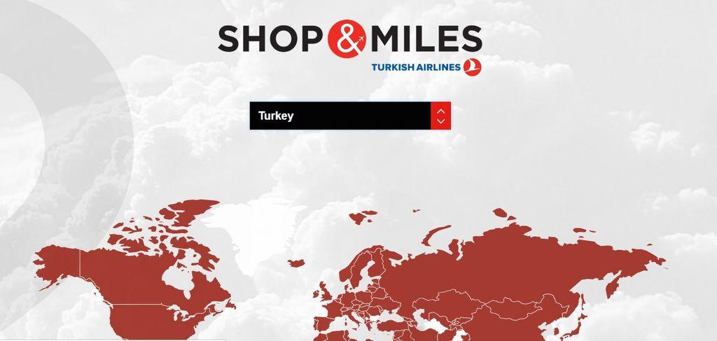 土耳其航空里程數兌換