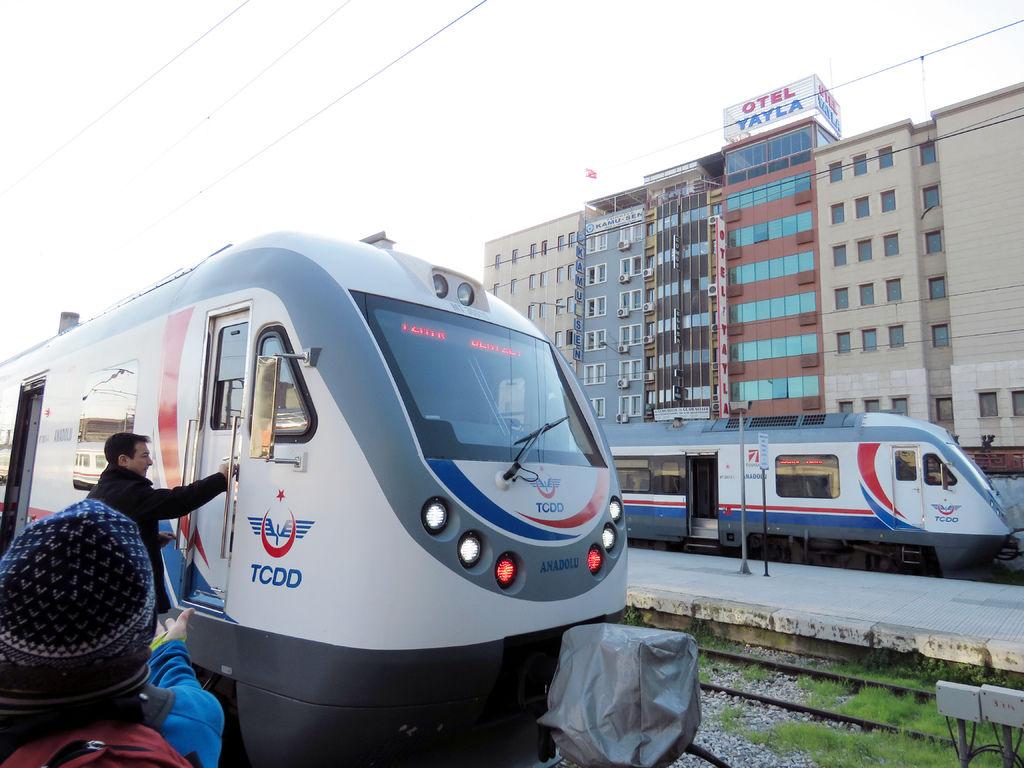 土耳其火車TCDD