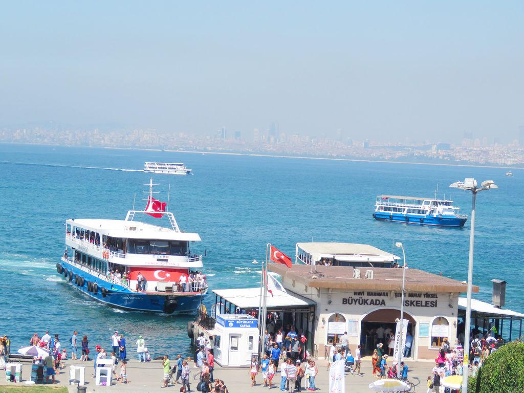 土耳其交通船